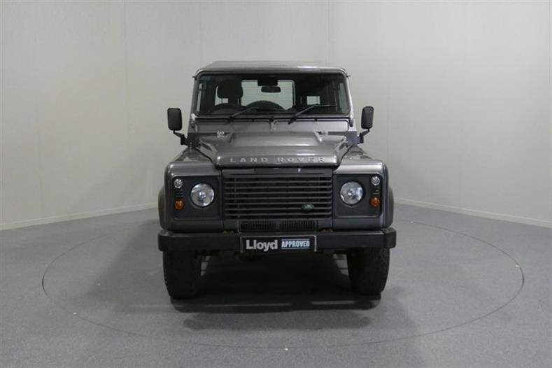 LAND ROVER DEFENDER COMMERCIAL 2013 Image 3