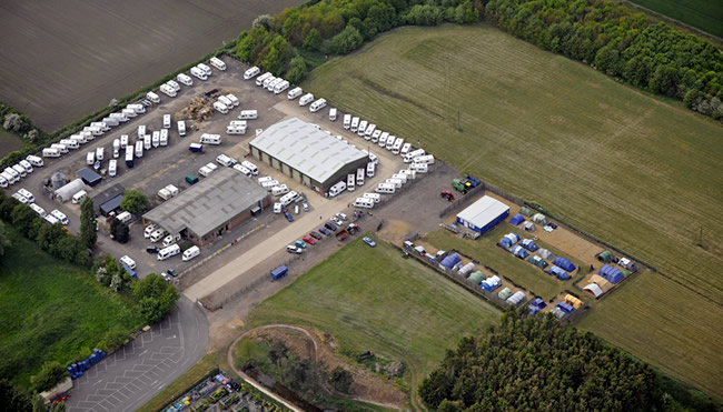 Crowland Caravans & Camping