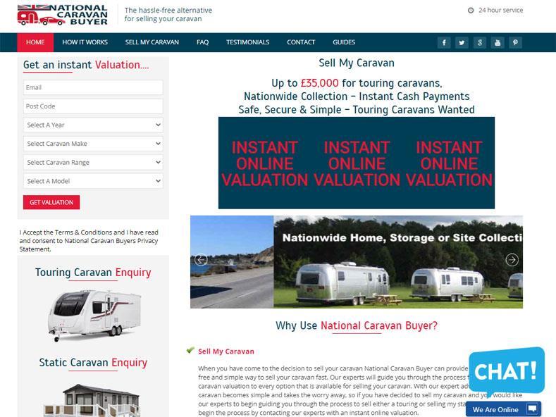 National Caravan Buyer