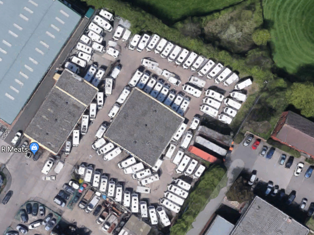 West Midlands Caravans