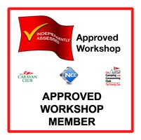 CARAVAN APPROVED WORKSHOP