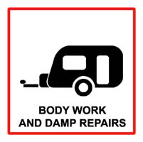 CARAVAN BODYWORK AND DAMP REPAIR SPECIALIST