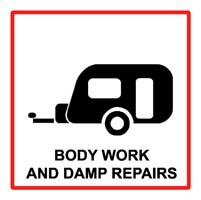 CARAVAN BODYWORK AND DAMP REPAIR SPECIALIST