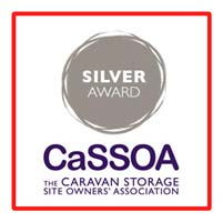 CaSSOA SILVER AWARD FOR CARAVAN STORAGE