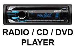 Radio Cd Dvd Player