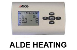Alde Heating