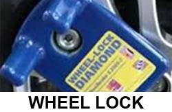 Diamond Wheel Lock
