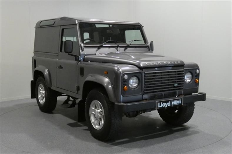 LAND ROVER DEFENDER COMMERCIAL 2013 Image 5