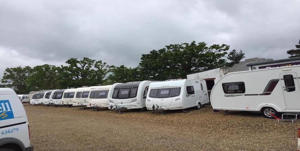 McDonnell Caravans