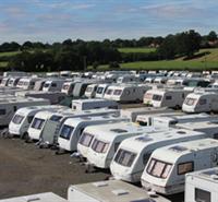 Longpools Caravan Storage
