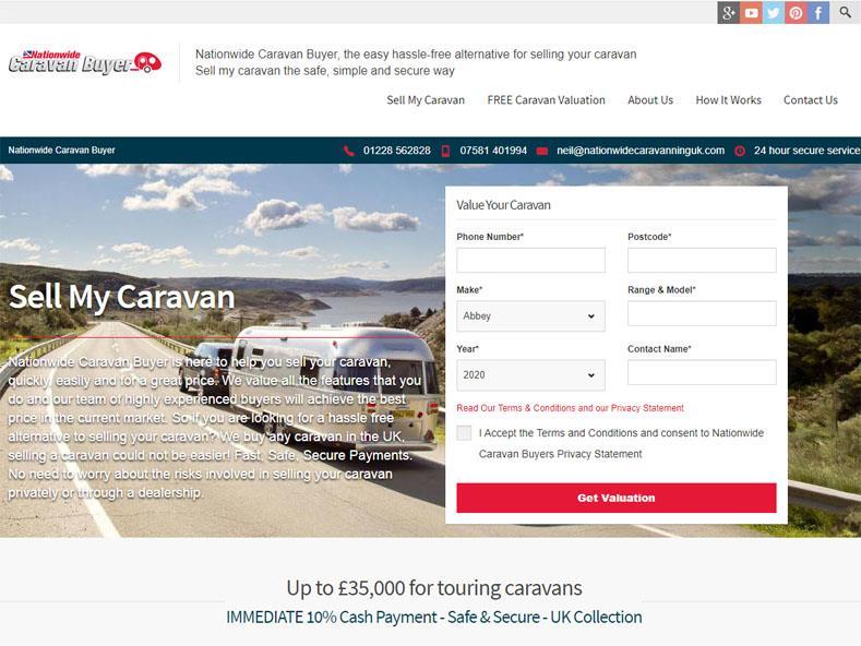 Nationwide Caravan Buyer