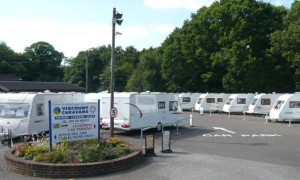 Viscount Caravans