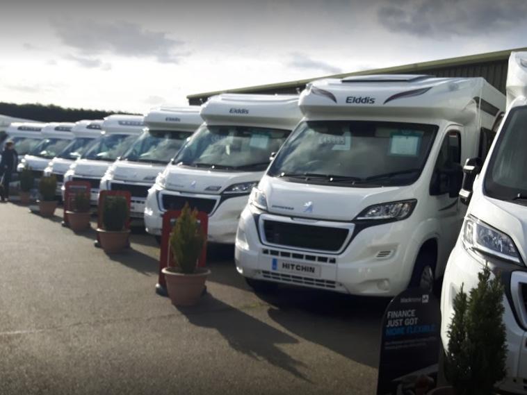 Venture Caravans & Motorhomes (Hitchin)