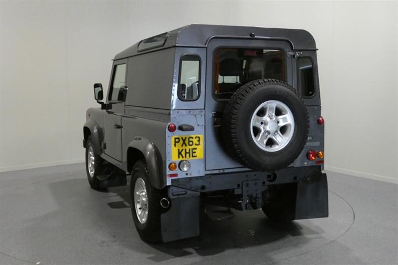 LAND ROVER DEFENDER COMMERCIAL 2013 Image 8