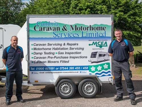 Cumbria Caravan & Motorhome Services Ltd