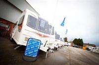 Campbells Caravans Blackburn Service Centre