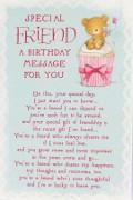 Friend Birthday Cards