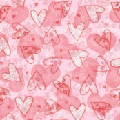 Valentine's Gift Wrapping Paper