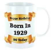 2020 90th Birthday White 11oz Ceramic Mug & Gift Box - 1930 Was A Special Year