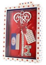 Silver Age 18 Male Keepsake Key & Bright Presentation Box - 18th Birthday Gift