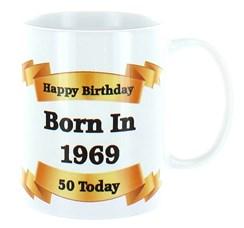2020 50th Birthday White 11oz Ceramic Mug & Gift Box - 1970 Was A Special Year