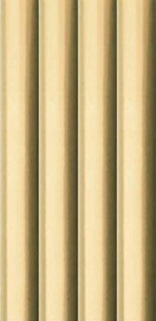 8m Metallic Foil Effect Gift Wrapping Paper - 4 x 2m Roll's - Plain Gold