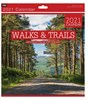 2021 Square Month To View Vehicle Photo Wall Calendar - UK Walks Trails