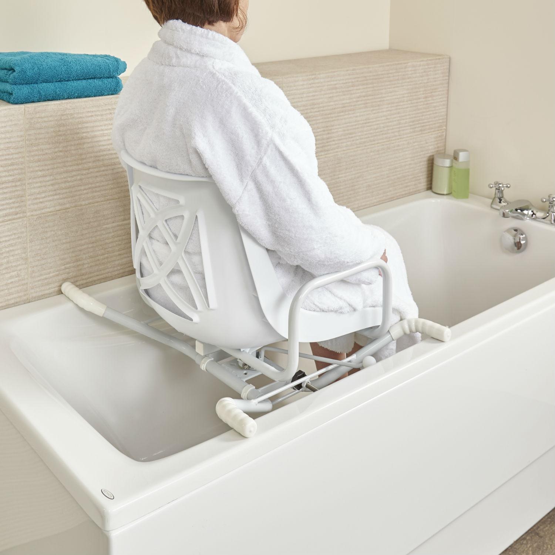 Saturn Swivelling Bath Chair | eBay