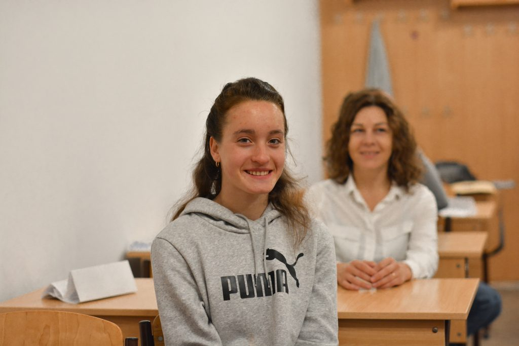 funding ZNO courses Daryna
