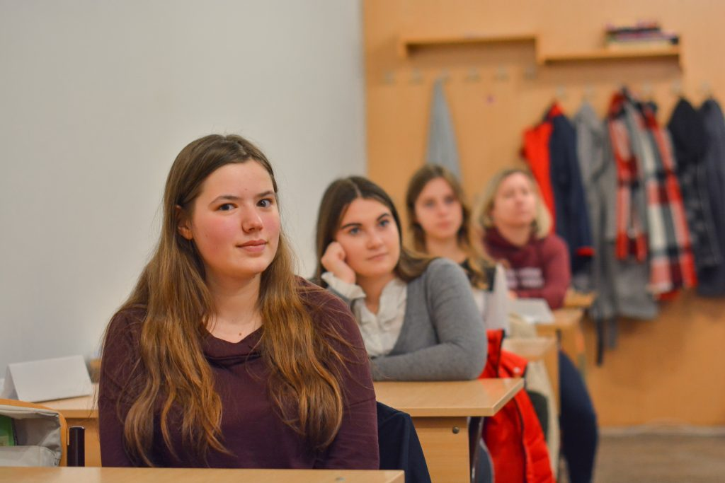 funding ZNO courses Anastasia