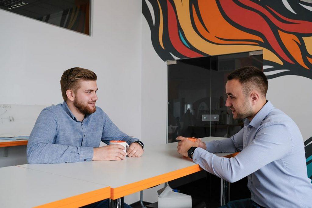 senior mentorship story
