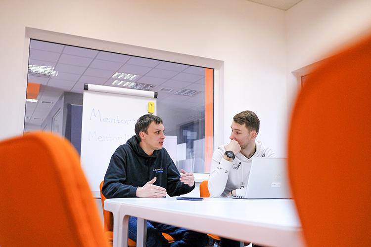 Mentorship help your career