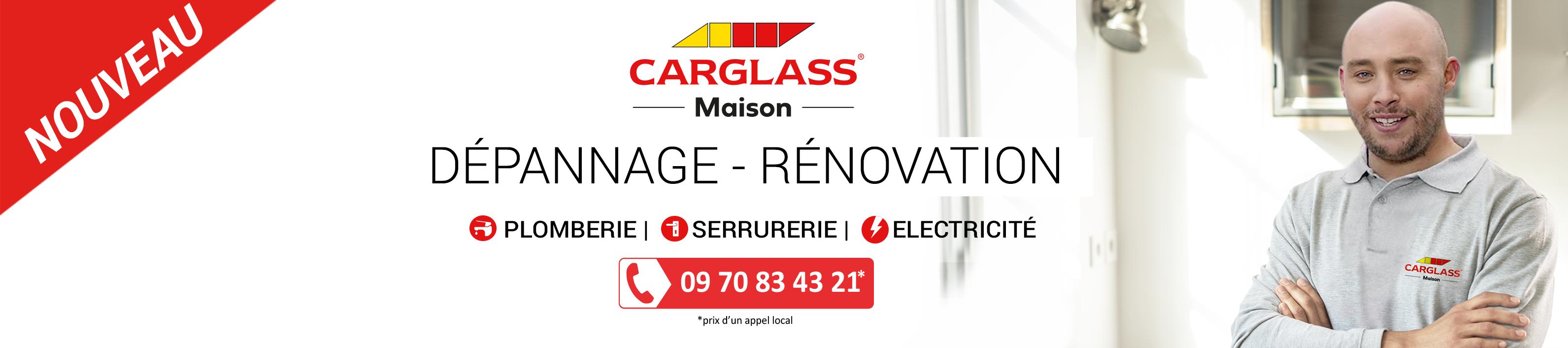nouveau Carglass® maison