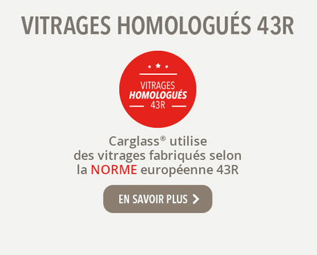 Qualité vitrage Carglass