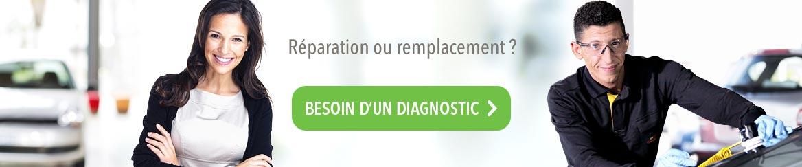 Réparation ou remplacement