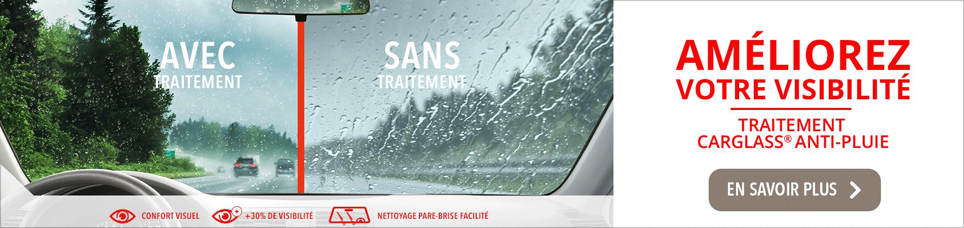 carglass® traitement carglass anti-pluie