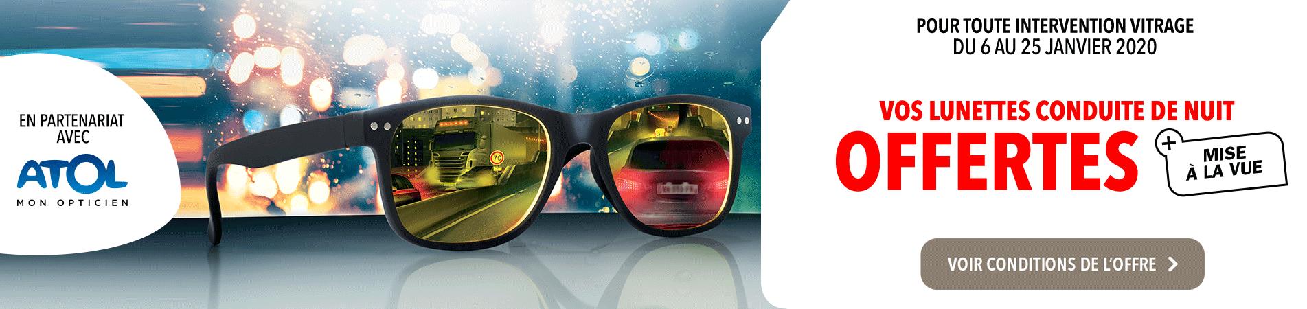 Améliorer votre visibilité avec carglass®