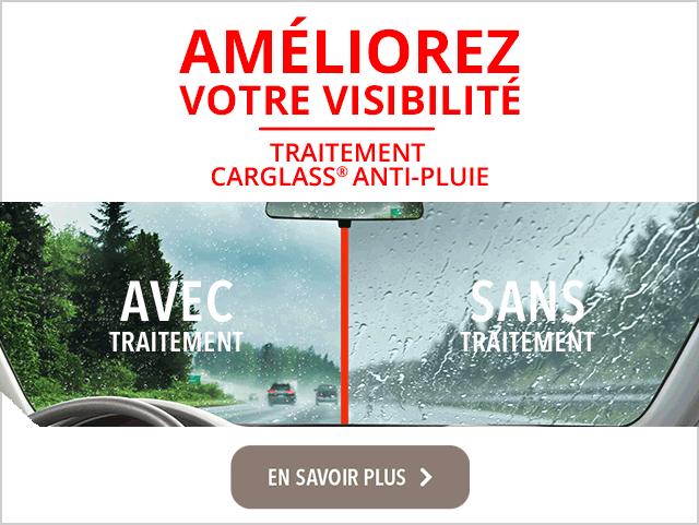 carglass® traitement anti-pluie