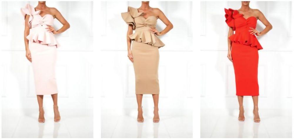 Michelle dresses