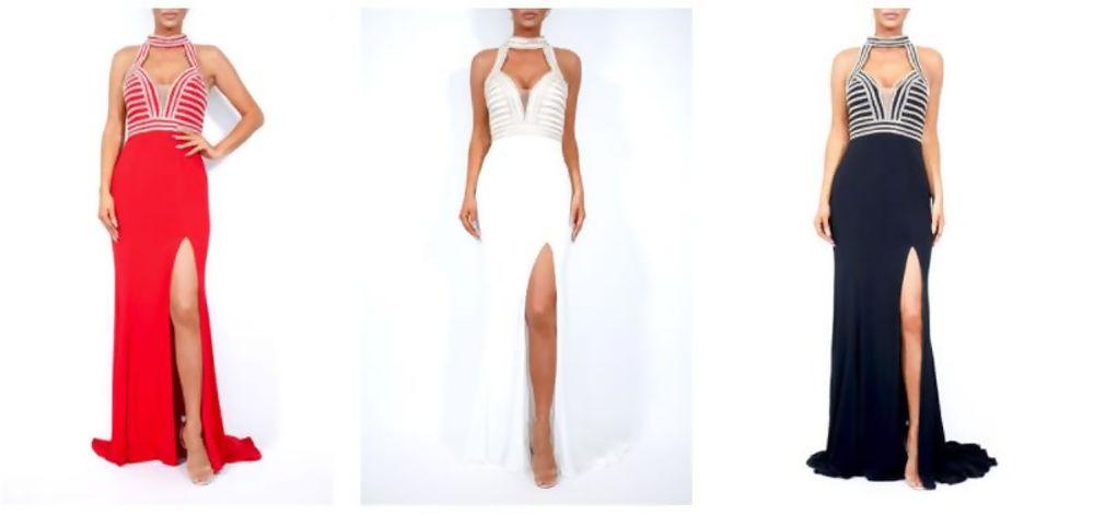 Samanta dresses