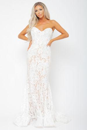 Jennifer Ivory Gown