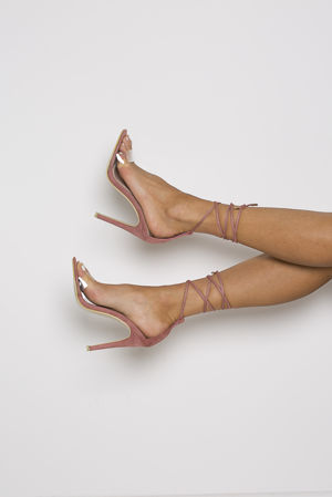 Miami Sandal in Pink