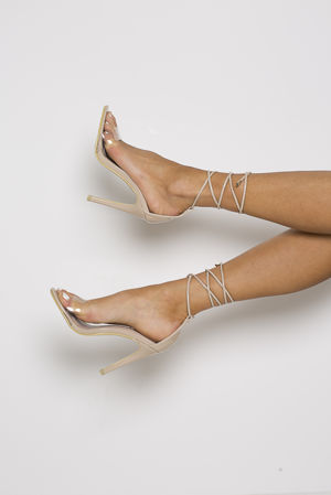 Miami Sandal in Nude