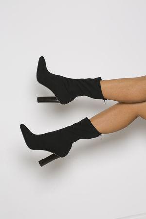 Kimye Boots in Black