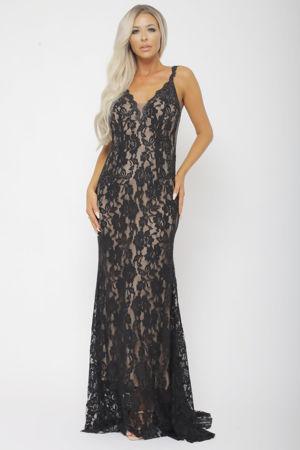 Lora Dress in Black