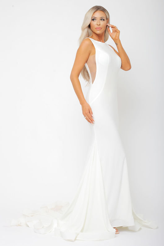 Sienna Ivory Gown