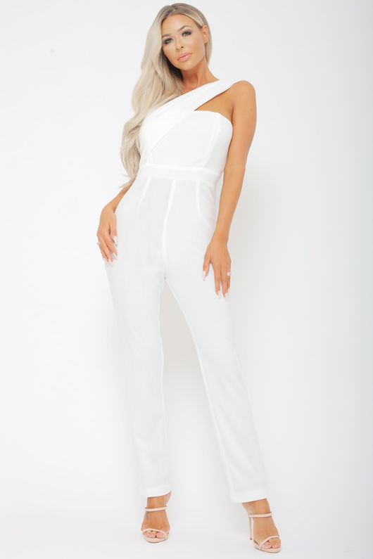Zoo Ivory Jumpsuit