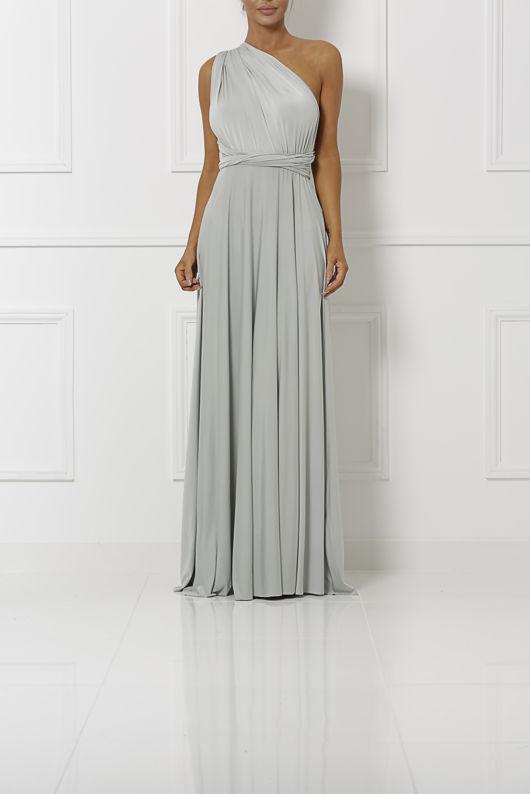 Multiway Dress In Pistachio #7