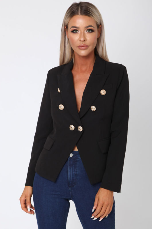 Oliver Blazer in Black
