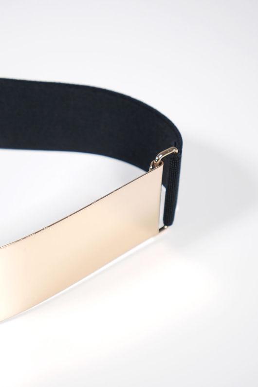 Gold Plated Belt